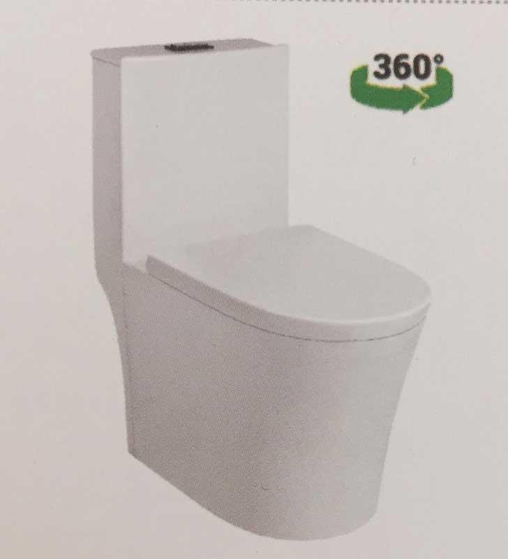فروش اینترنتی توالت فرنگی لوتوس LOTUS مدل LT-114