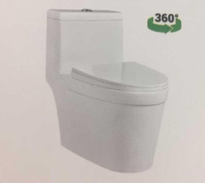 توالت فرنگی لوتوس Lotus مدل LT-600