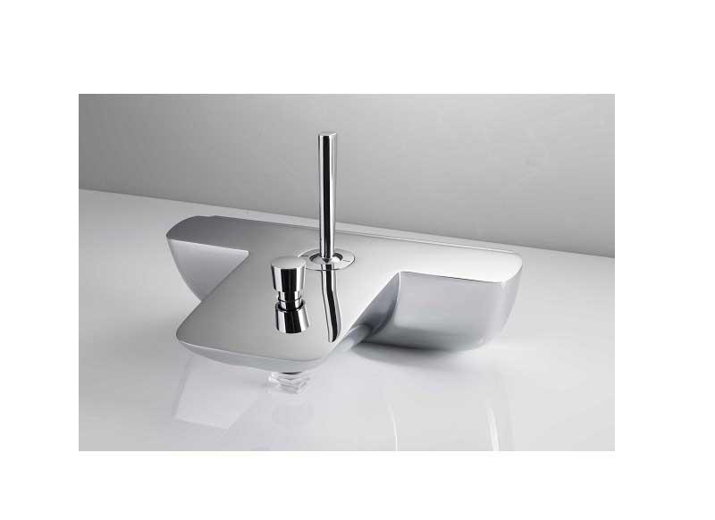 شیرآلات حمام ادرینا مدل پرویدا