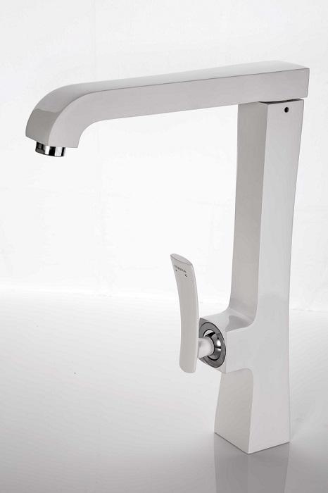 شیرآلات ظرفشویی سفید ادرینا مدل ساموئل