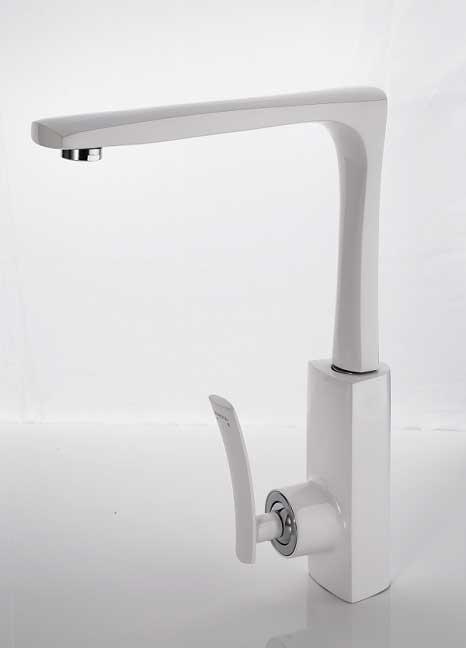 شیر edrina شیر ظرفشویی سفید مدل ویکتور