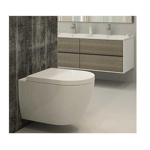 انواع توالت فرنگی دیواری Bocchi مدل Speciale Jet