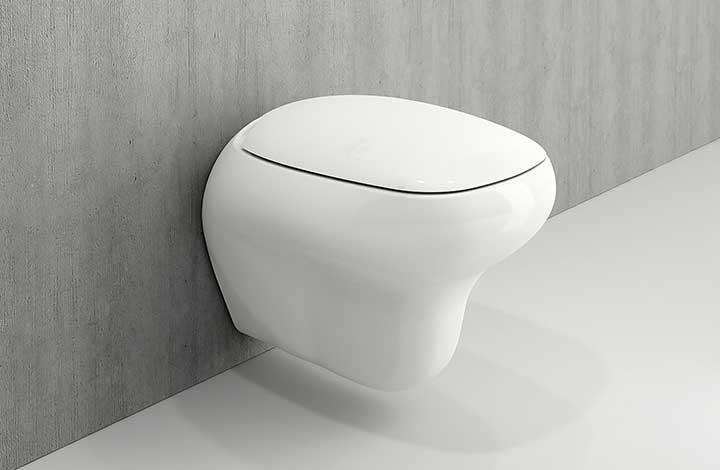 توالت وال هنگ Bocchi مدل Fenice
