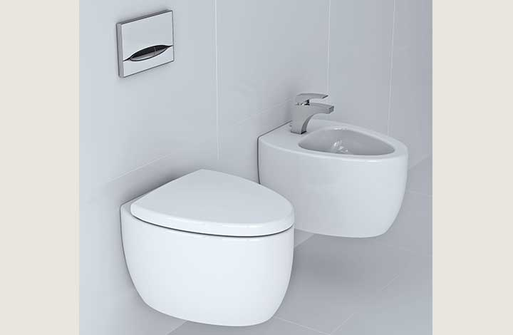 توالت وال هنگ بوچی مدل Etna