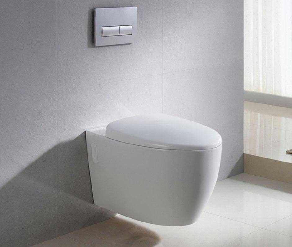 Bathco توالت وال هنگ مدل 4523