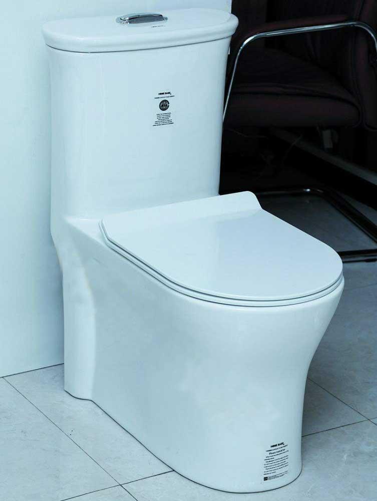 فروش توالت فرنگی هوم بیس مدل HBT 0144 W