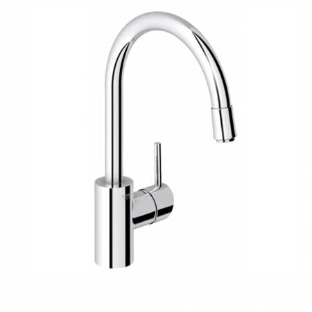 CONCETTO-GROHE-شیرظرفشویی